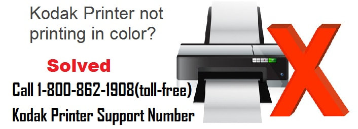 kodak printer not printing in color causes solution printer